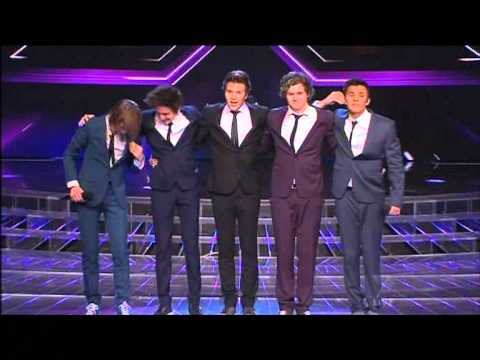 What About Tonight - Live Show 2 - The X Factor Australia 2012 - Top 11 [FULL]