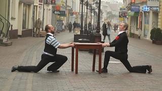 Adin - Taniec ze stołem
