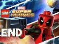 LEGO Marvel Superheroes - LEGO BRICK ADVENTURES - Part 45- Finale! (HD Gameplay Walkthrough)