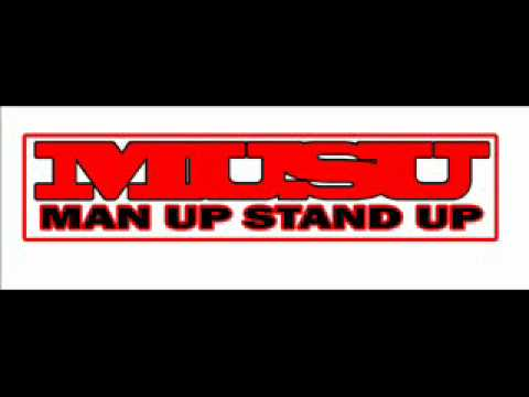 MAN UP STAND UP (Rap Song)