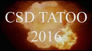 CSD Tattoo 2017