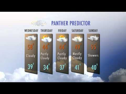 Panthervision | Program | 4/23/2012