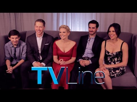 Once Upon A Time Season 4 Preview at Comic-Con - TVLine