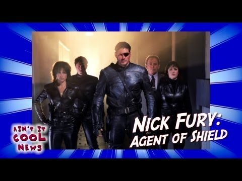 Nick Fury: Agent of Shield Review