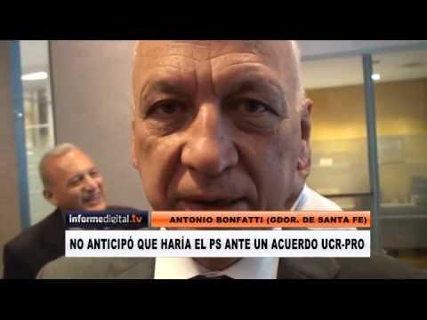 Bonfatti y Viale le esquivaron al posible acuerdo UCR-PRO en Entre R�os