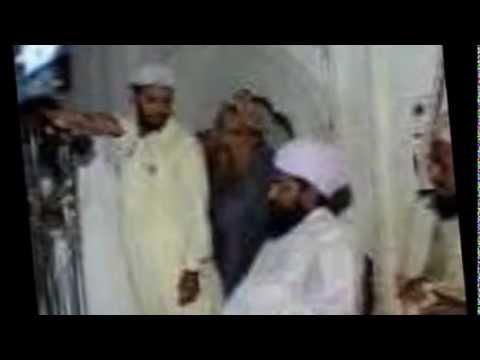 Hazrat Allama Ahmad Saeed Khan Multani RA (sowch)