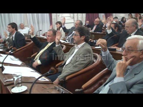 <b>Proyecto corregido. </b>Senado entrerriano convirti� en ley la reforma electoral