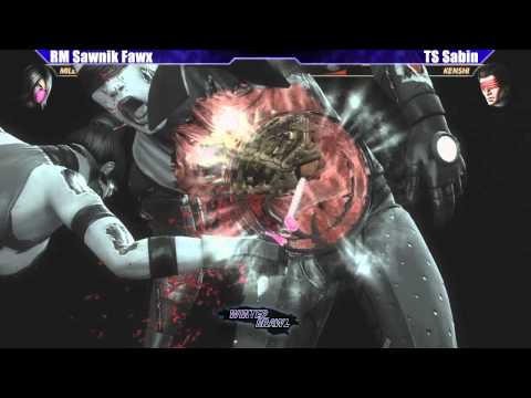 MK9 Top 8 RM Sawnik Fawx vs TS Sabin - WB6 Road to Evo 2012