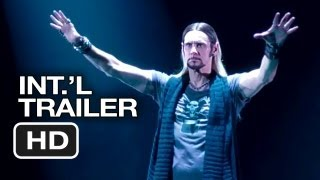 The Incredible Burt Wonderstone Official International Trailer (2013) - Steve Carell Movie HD