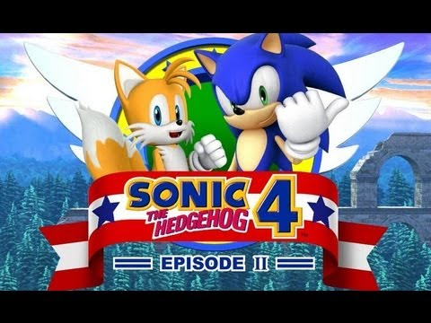 Let's Play Sonic the Hedgehog 4 Episode II (Blind) - Part 1 - Sylvania Castle