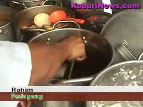 Berburu Makanan Buka Puasa Di Simpang Senen,KabariNews.com - Jembatan Informasi Indonesia Amerika