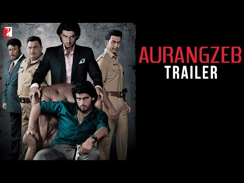 AURANGZEB -  Theatrical Trailer - Movie Releasing 17th May