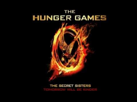 "The Secret Sisters ""Tomorrow Will Be Kinder"" (from The Hunger Games Soundtrack) ONLY AUDIO"