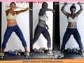 Entrenam.77, Cardio Abdomen de piedra I- Elimina rollitos de la cintura - Cardio rock abdomen