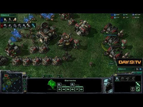 Day[9] Daily #321 - Terran week - TvP!