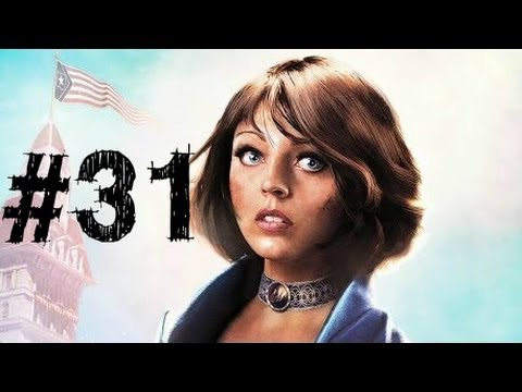 Bioshock Infinite Gameplay Walkthrough Part 31 - The Warden's Office - Chapter 31