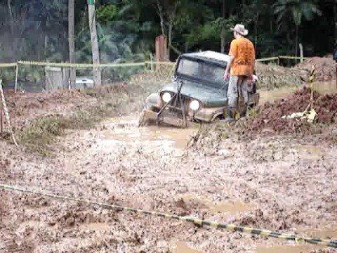 1� Desafio 4x4 do Belchior Jeep Clube