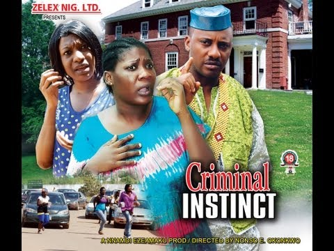 MERCY JOHNSON & CHIKE IKE'sLATEST MOVIE-CRIMINAL INSTINCT PART 1
