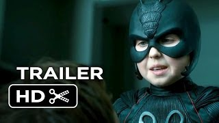 Antboy Official Theatrical Trailer (2013) - Danish Superhero Movie HD