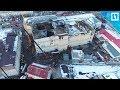 ТЦ после трагедии в Кемерово