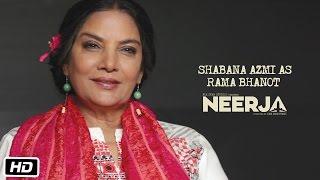 Making of Neerja #5: Shabana Azmi As Rama Bhanot