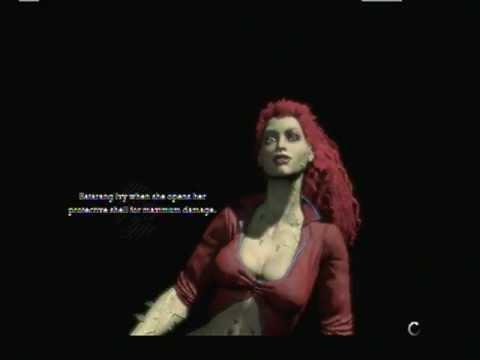 Batman: Arkham Asylum - Game Over: Poison Ivy