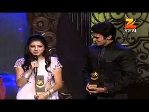 Zee Marathi Awards 2011 Oct. 09 '11 Part - 7