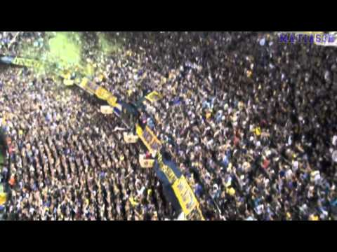 Boca campeon Ap11 / Sale Schiavi - Ovacion