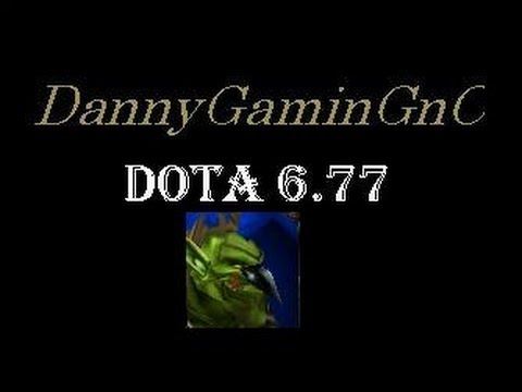 DotA 6.77 Troll Warlord Gameplay Guide, Commentary&Tips Jan. 2013