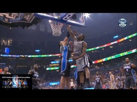 Kawhi Leonard Spurs Highlights 2013/2014