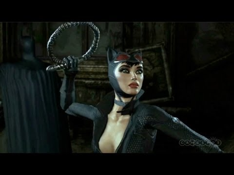Batman: Arkham City - Developer Walkthrough (PC, PS3, Xbox 360)