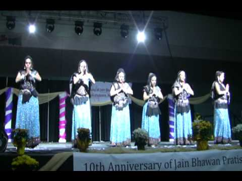 JCNC 10th Anniversary Rajasthani Dance