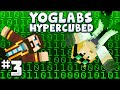 Minecraft Mods - YogLabs Hypercubed 3 - Trapped In A Hard Drive