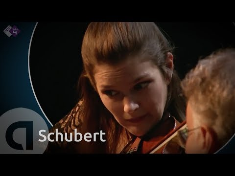 Janine Jansen ea: Pianotrio in Bes van Schubert