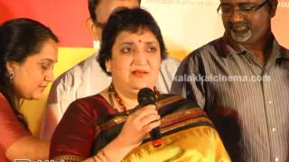 Latha Rajinikanth at I AM FOR INDIA Event