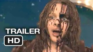 Carrie Official Trailer (2013) - Chloe Moretz, Julianne Moore Movie HD