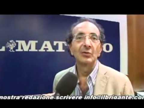 Controstoria della liberazione: intervista di Gigi Di Fiore al Tg il brigante