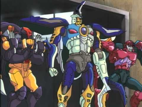 Transformers Robots in Disguise Episode 11: Tow Line goes Haywire