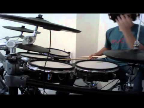 Agustin Enciso - Maná - Lluvia al Corazón (Drum Cover)