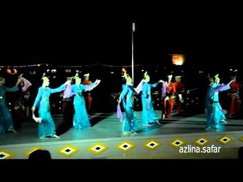 Brunei Traditional Dance - Kayum O Ya Kayum