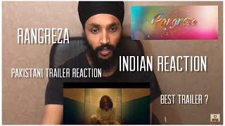 Rangreza Pakistani Trailer Reaction