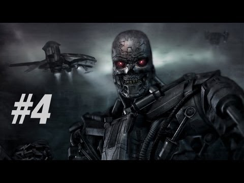 Jouons à Terminator Renaissance - Episode #4 : Défense et fuite poster