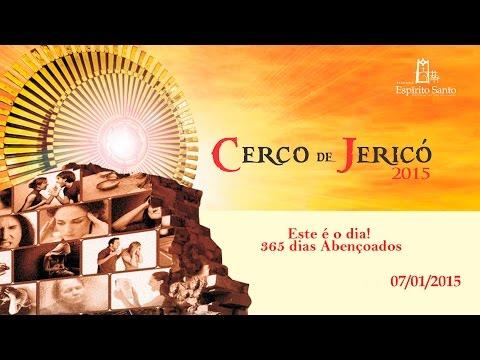 Cerco de Jericó 2015 - Boletim 07/01/2015