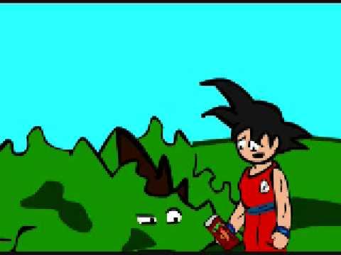 Goku Kills Bulma