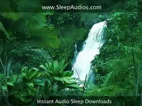 Hawaiian Waterfall Relaxation Meditation
