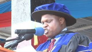 Deputy Governor graces Kisii University Graduation Ceremony