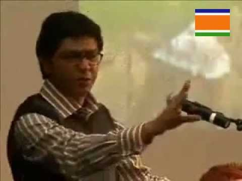 Mr Raj Thackeray Speech in Europe Marathi Sambhelan(July 25, 2010)