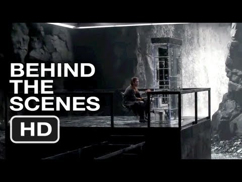 The Dark Knight Rises Mountain Dew Batcave Featurette (2012) Batman Movie HD