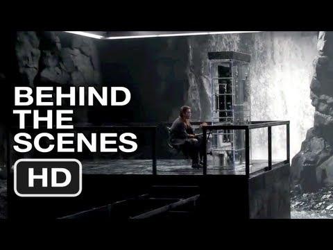 The Dark Knight Rises Mountain Dew Batcave Featurette (2012) Batman Movie HD