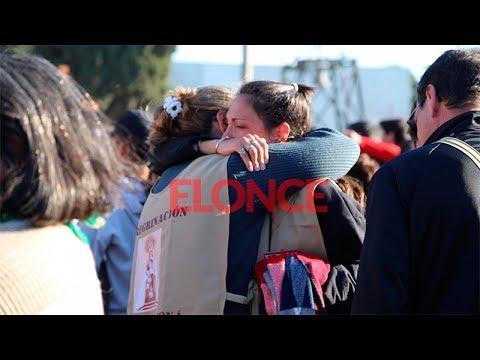 Peregrinación Paraná-Nogoyá: Emoción y abrazos en la llegada de los fieles